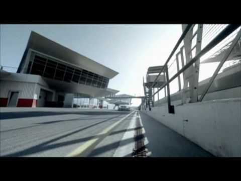 BMW M3 CHALLENGE - Music of the game