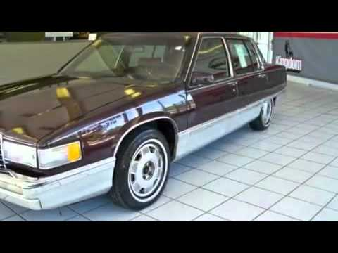 Used 1993 Cadillac Sixty Special - YouTube