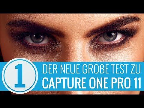 CAPTURE ONE PRO 11 - Der neue große Test zum Update - Tutorial German | Deutsch mit Rabattcode!