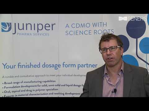 Juniper Pharma Services at the American Pharma Outsourcing Summit