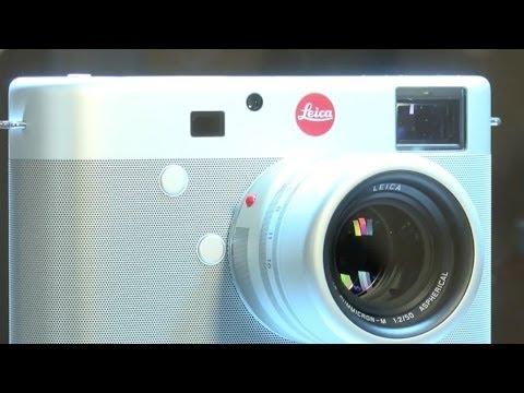Leica Collaborates With Apple Designer