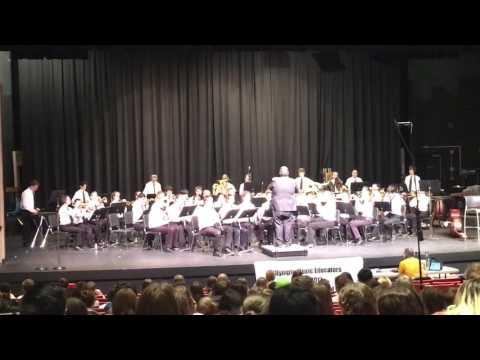 3 Kingston Middle School 2017 OMEA