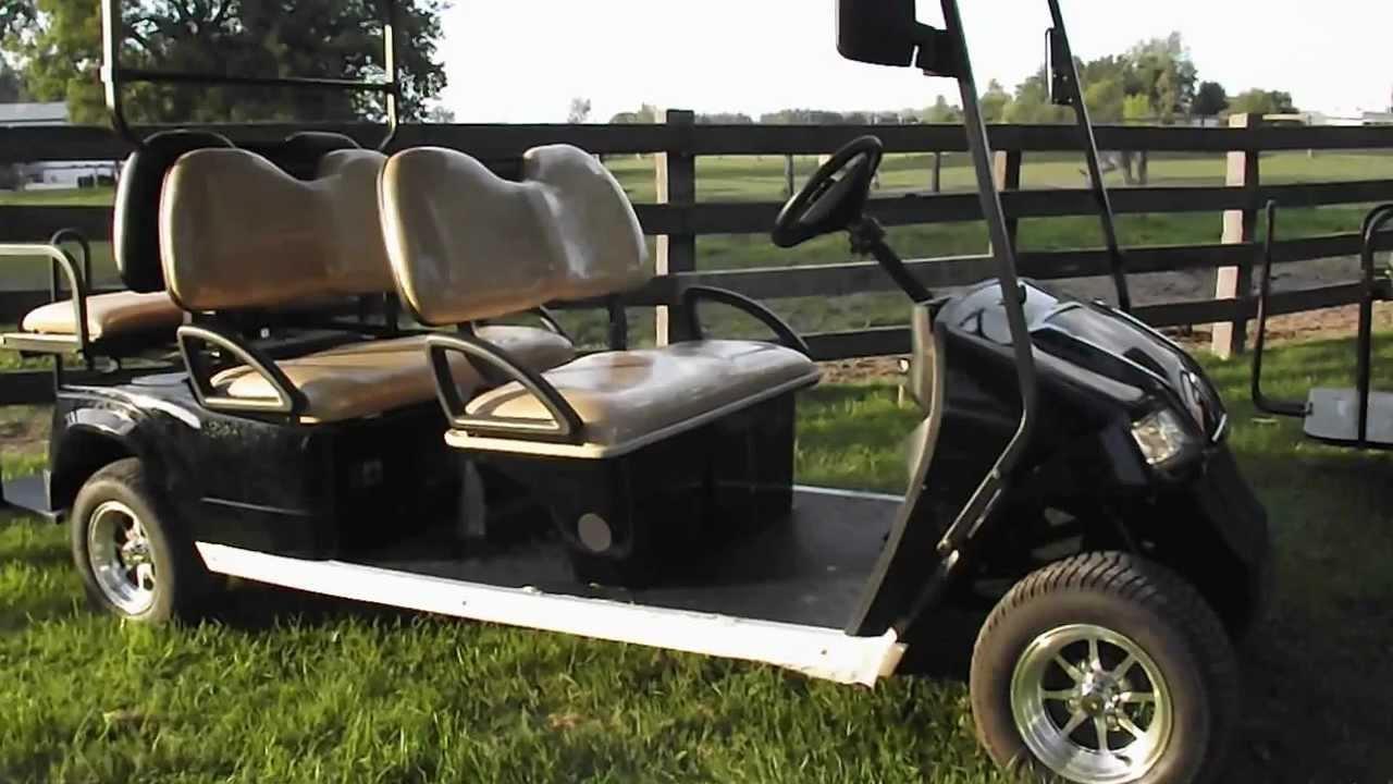 6 Passenger Vehicles >> 2013 Limo Golf Cart 2 4 Or 6 Passenger Courtesy Vehicles