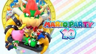 MARIO PARTY 10 - JOGO MAIS DIVERTIDO DE SEMPRE ! C/Babyfac3