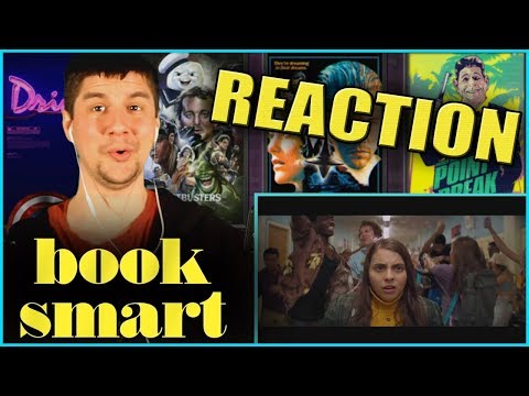 BOOKSMART (2019) – Red Band Trailer #1 Reaction & Review!!!
