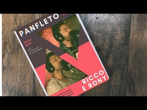 Panfleto - Ricco e Rony
