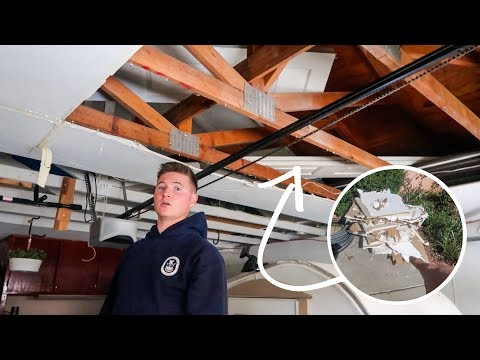 Our House Ceiling Collapsed!