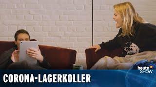 Hazel Brugger und Fabian Köster: Paartherapie in der Corona-WG