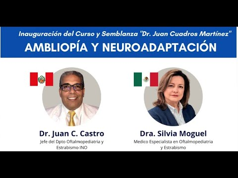 Ambliopia y neuroadaptacion.