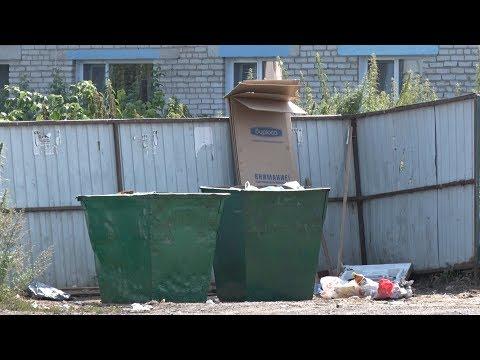 Жители Сергеево Ежей и Комсомольска начнут получать услугу по вывозу мусора в октябре