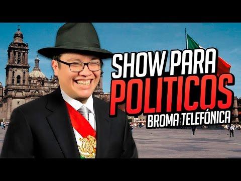 BROMA TELEFÓNICA - FRANCO ESCAMILLA (SHOW ENFERMO) ◀︎▶︎WEREVERTUMORRO◀︎▶︎
