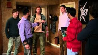 Silicon Valley S02E03 Russ Hanneman Scene