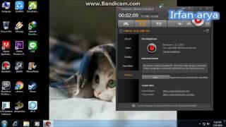 How to daftar bandicam free/cara menghilangkan tulisan www.bandicam.com di atas