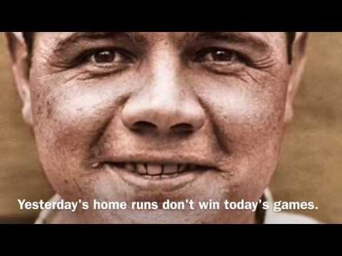 Top 5 Babe Ruth Quotes