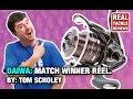 DAIWA MATCH WINNER REEL TOM SCHOLEY mp3