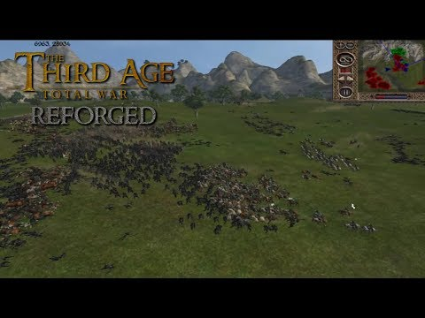 GAP OF ROHAN - Third Age Reforged Gameplay