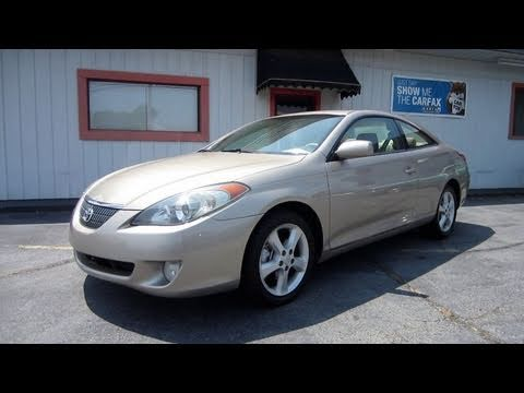 2004 Toyota Solara Sle V6 Start Up Engine And In Depth Tour