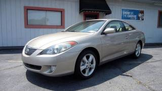 2004 Toyota Solara SLE V6 Start Up, Engine, and In Depth Tour