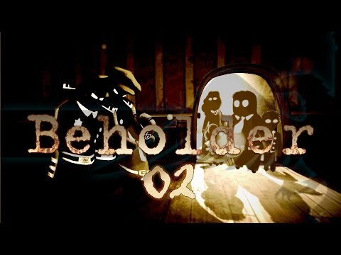 Beholder #02 Embezzlement and Police Beatings RELEASE - Let's Play