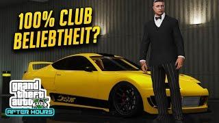 GTA Online After Hours — CLUB-Bewertung auf 100 Prozent — GTA 5 DLC Update