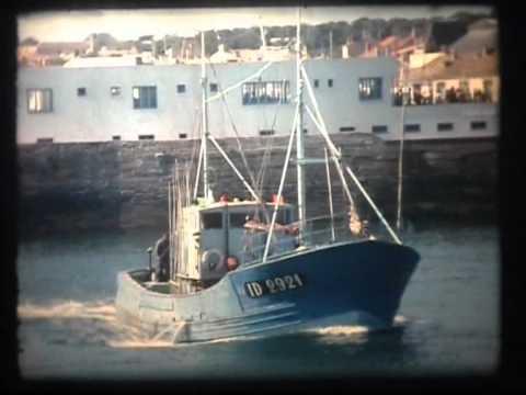 Ile d 39 yeu ann es 60 partie 2 et p che aux crustac s youtube - Yeu annonces bateau peche ...