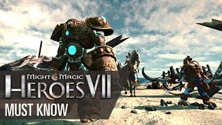 Might & Magic Heroes VII: Must Know [EUROPE]