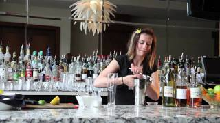 Art Of The Cocktail 2010 - How To Make A Ramos Gin Fizz