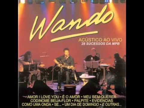 cd de wando ao vivo