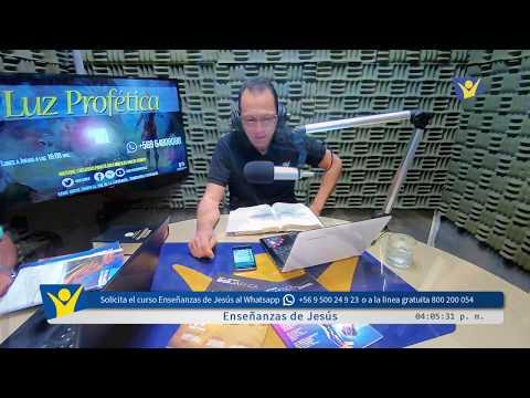 Luz Profética - Espanto del rey Nabucodonosor - 24 Abr 18  - Radio Nuevo Tiempo Chile