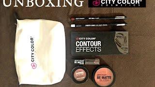 UNBOXING: UltraSun paketic - CITY COLOR MAKEUP