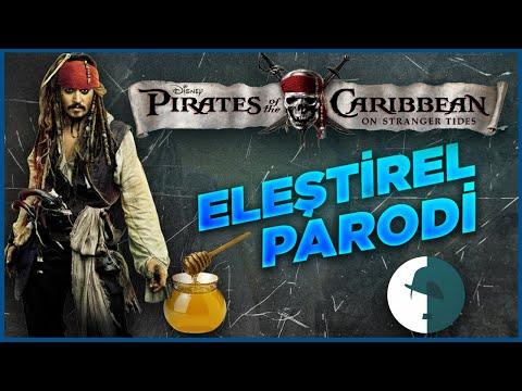 Karayip Korsanları 4 - Eleştirel Parodi