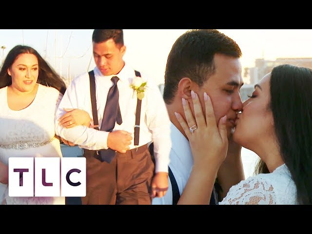 Kalani & Asuelu Marry With A Second Baby On The Way | 90 Day Fiancé