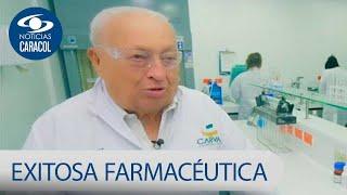 La historia detrás de la exitosa compañía farmacéutica La Santé | Noticias Caracol