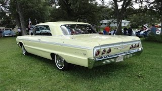1964 Chevrolet Chevy Impala Super Sport SS Hardtop with a 409 engine My Car Story with Lou Costabile