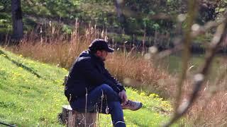Рибалка в Криму 8.04.. Бахчисарайський р-н. ставок Салкъын дере.