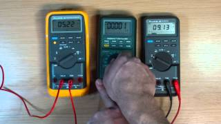 Review and teardown of Extech MM570A Precision MultiMeter