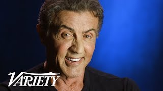 Sylvester Stallone on His Old Beef with Arnold Schwarzenegger
