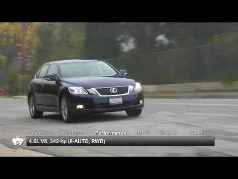 2011 Lexus GS 350 460 Used Car Report