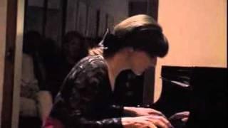ELISSO BOLKVADZE PLAYS SCHUBERT B FLAT SONATA