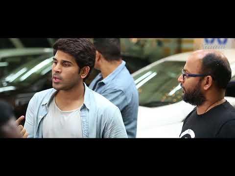 okka kshanam Making video 2 by