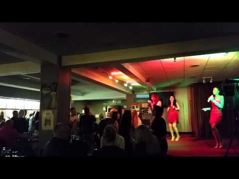 The Dreamettes at kingsleypark working mens club