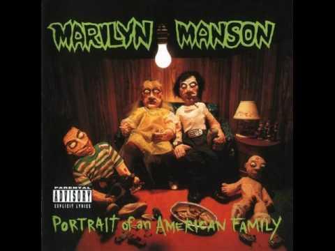 Marilyn Manson - My Monkey