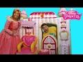 Princess Aurora's Giant Princess Castle ! ||  Toy Review || Konas2002