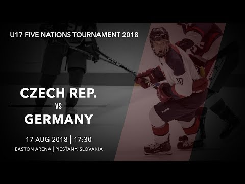 U17 5 Nations Tournament 2018   Czech Republic – Germany