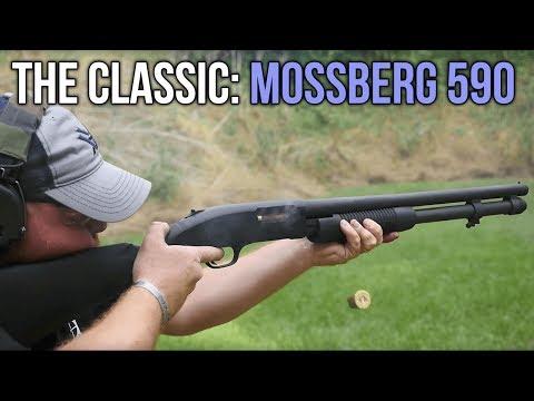 Mossberg 590A1 Shotgun