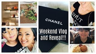 Weekend Vlog and Chanel Reveal!