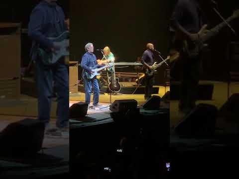 Pretending. Eric Clapton Live Concert in Las Vegas.