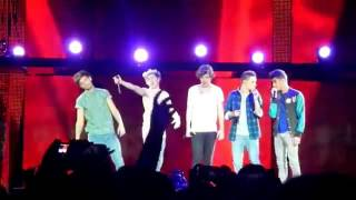 One Direction- She's Not Afraid in London [HD]