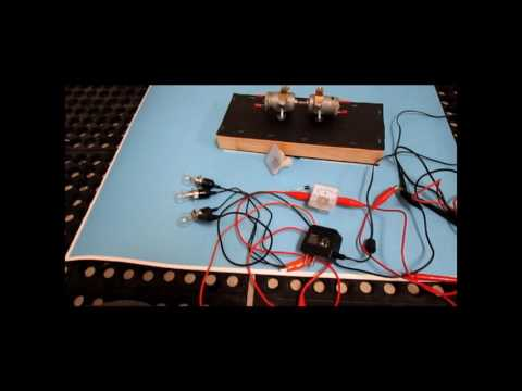 Energy Generator Circuit Test