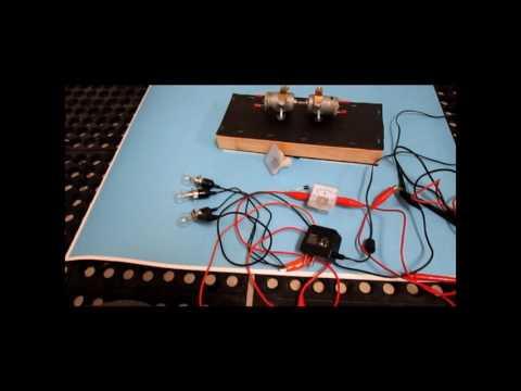 Energy Generator Circuit Test